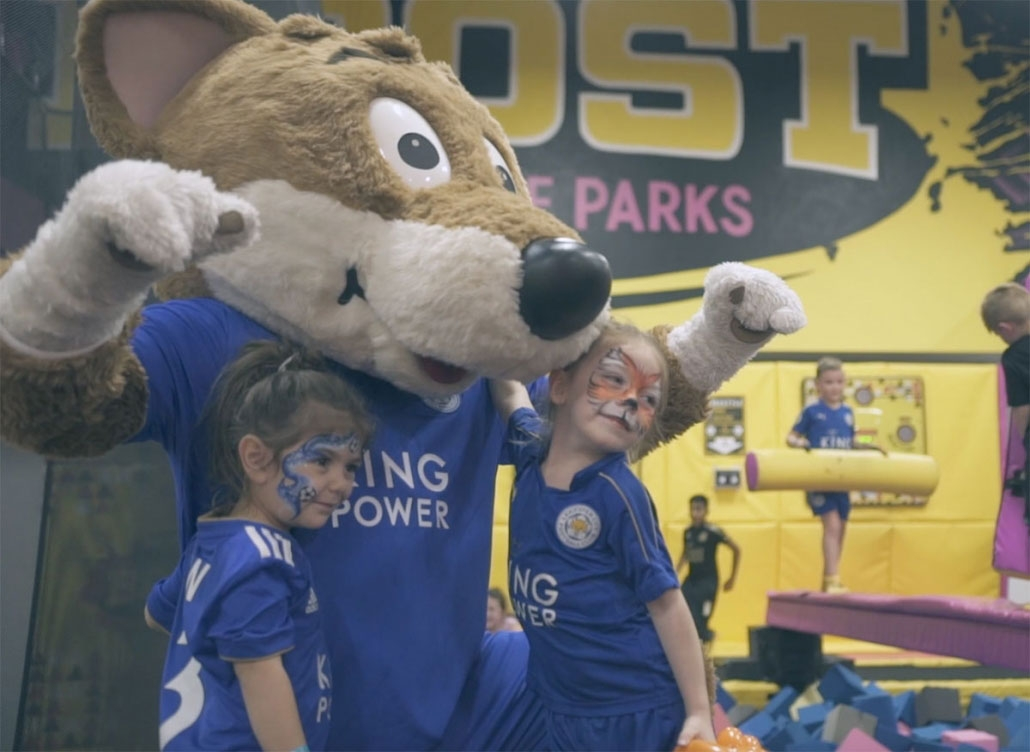 LEICESTER CITY FC AT BOOST LEICESTER